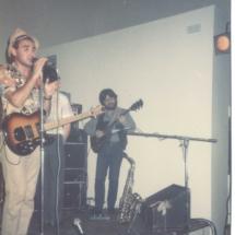 1986 - A band Gig Knebworth No1