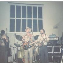 1986 - A band Gig Knebworth No2