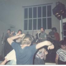 1986 - A band Gig Knebworth No3