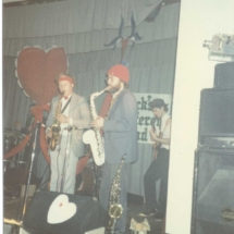 1986 Valentines Gig Knebworth No7