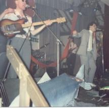 1987 Valentines Gig Knebworth No1